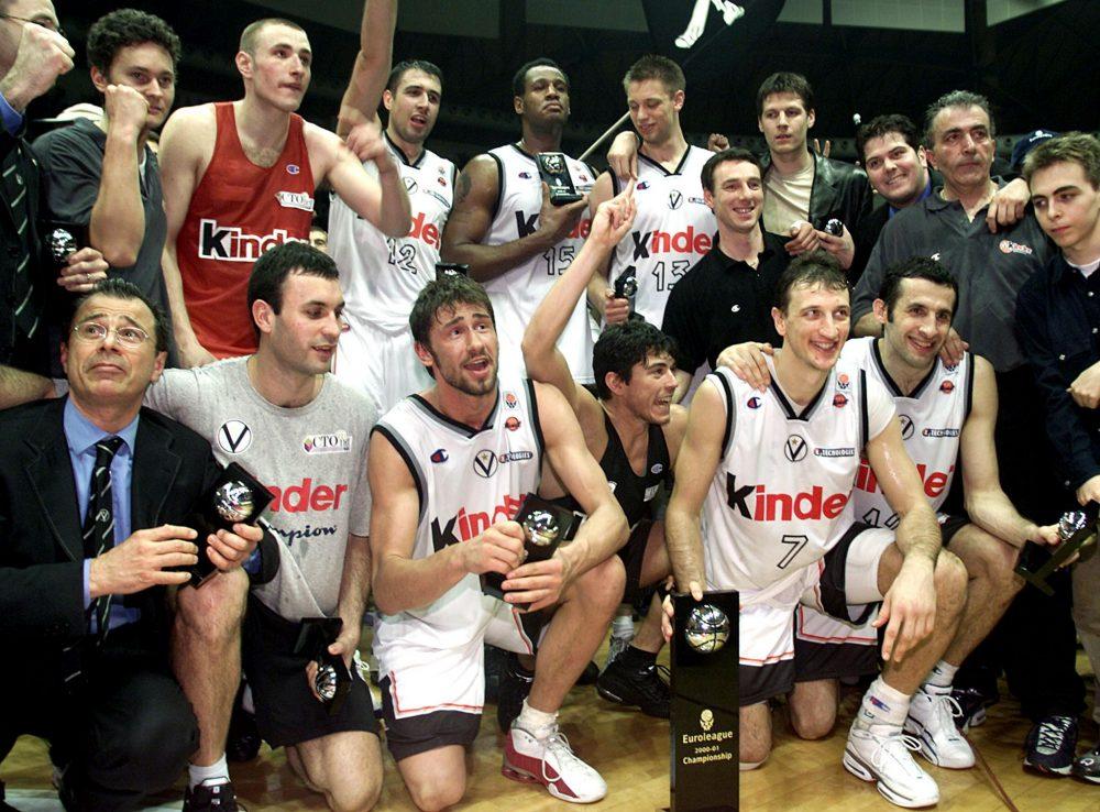 Ginobili campeón Euroliga